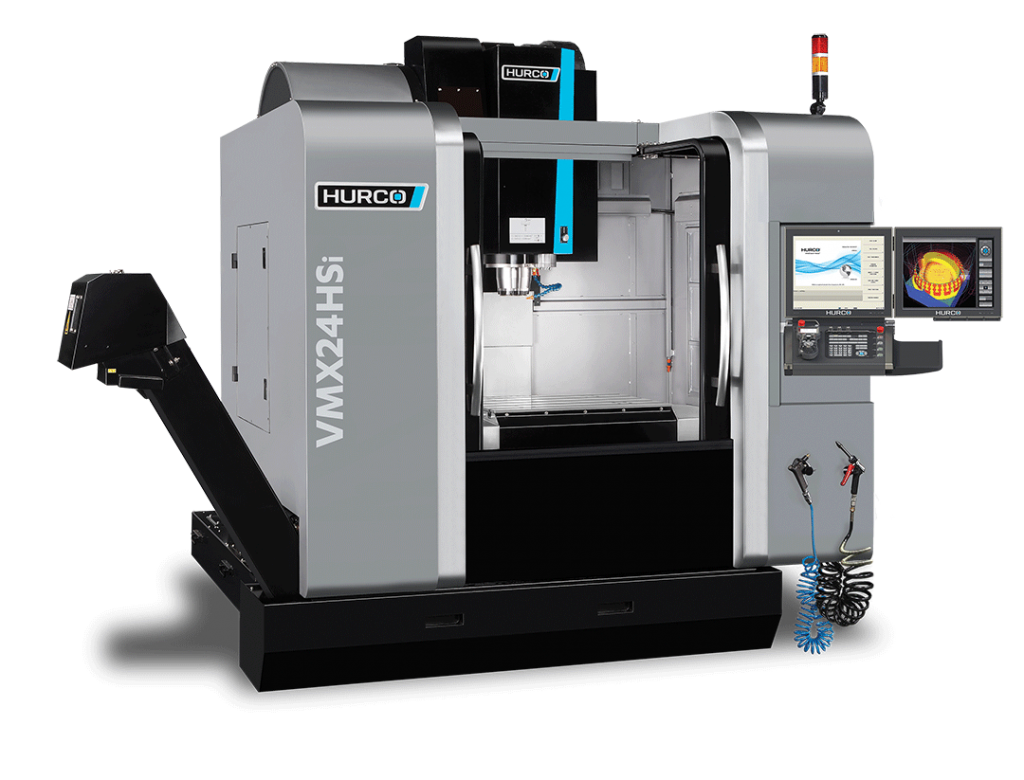 Hurco VMX24HSi High-Speed CNC Machining Center