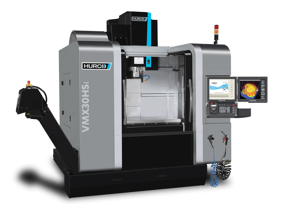 Hurco VMX30HSi High-Speed CNC Machining Center