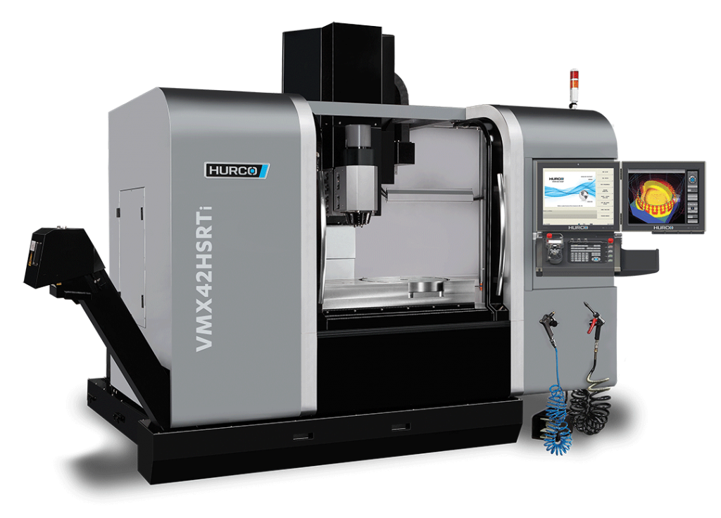 HURCO VMX42HSRTi 5-Axis High-Speed Swivel Head Machine