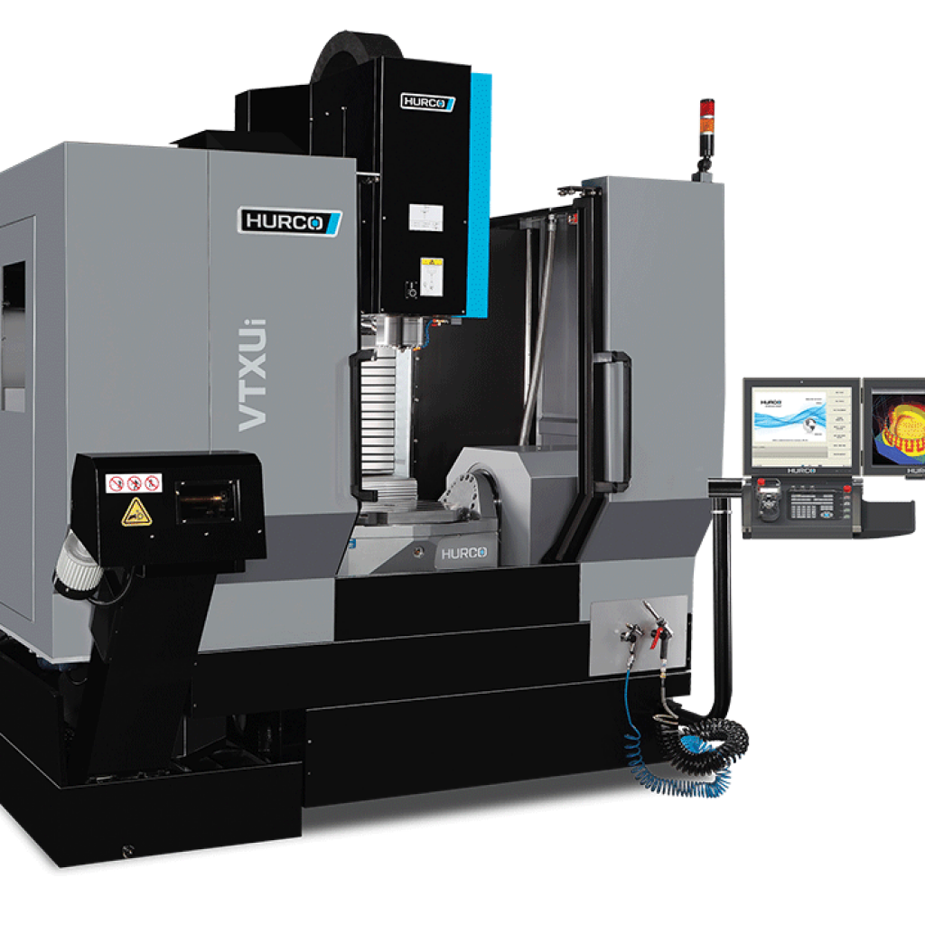 HURCO VTXUi 5-Axis Trunnion Style Machine