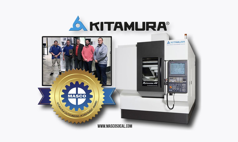 Kitamura Sales Award